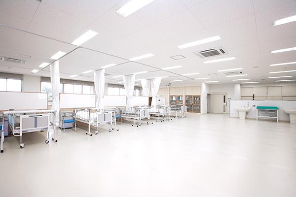 看護実習室写真