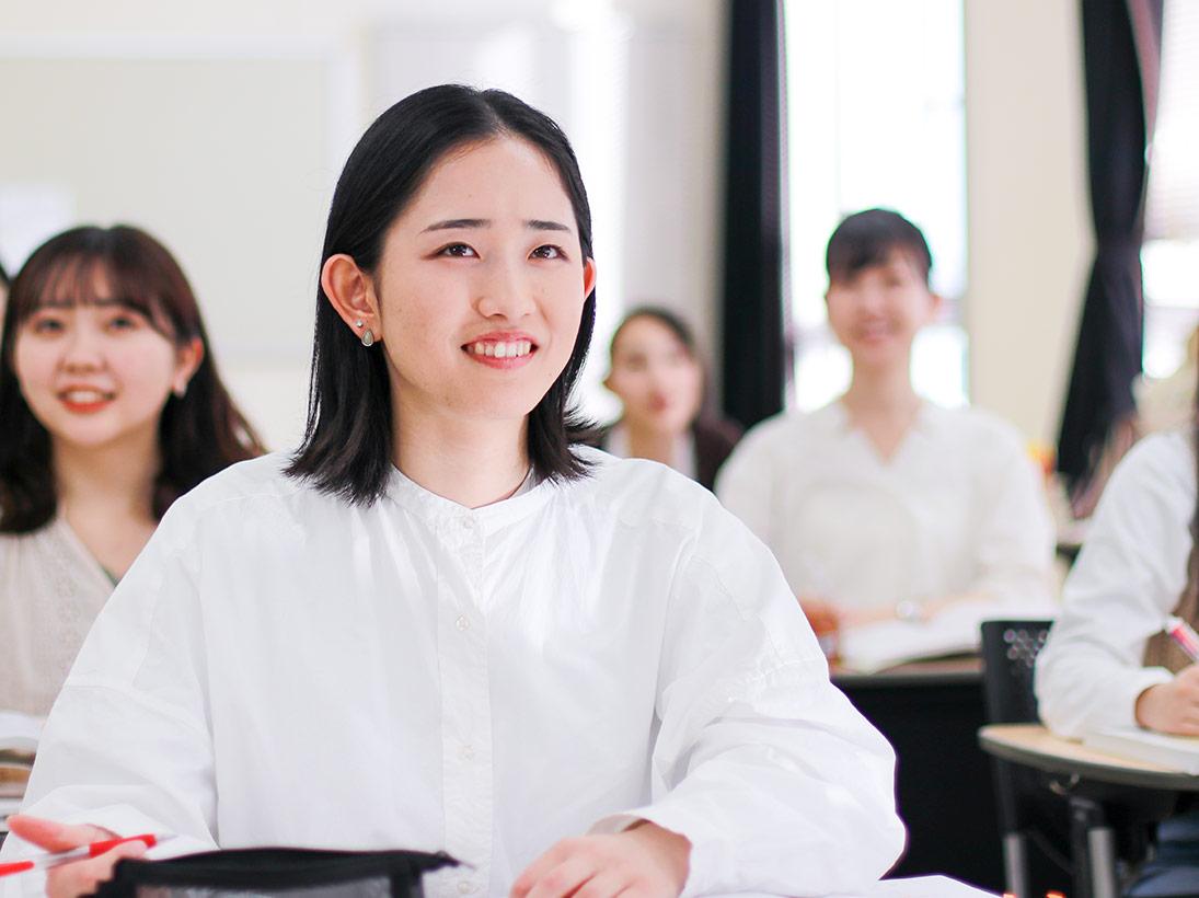 学生の写真